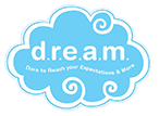 DREAM logo 146w